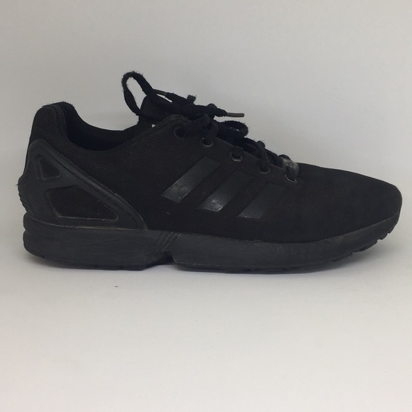 factory price 2681a 708cd adidas Other - Adidas ZX Flux Torsion Black Mens Shoes Lace Ups